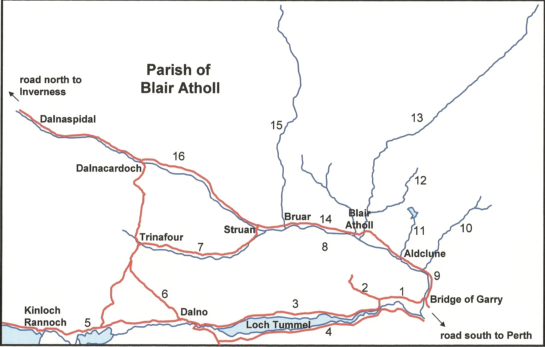 Blair Atholl Parish